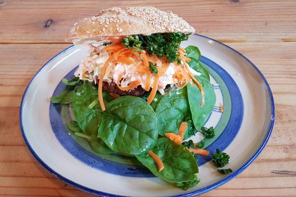 Lokal Burger - Få den i Lokalkompagniet